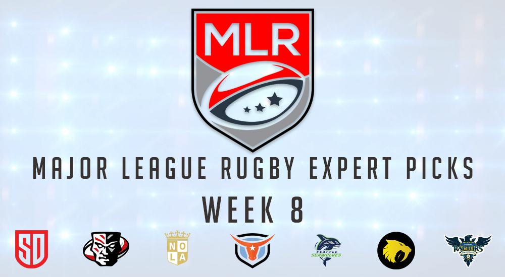MLR Picks Week 8: Playoffs in sight