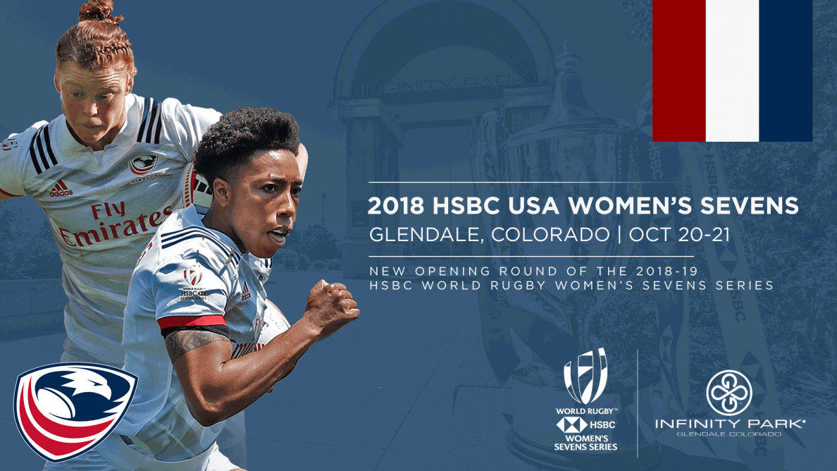World Rugby Announces New Opening Round for HSBC World Rugby Women's Sevens Series 2019