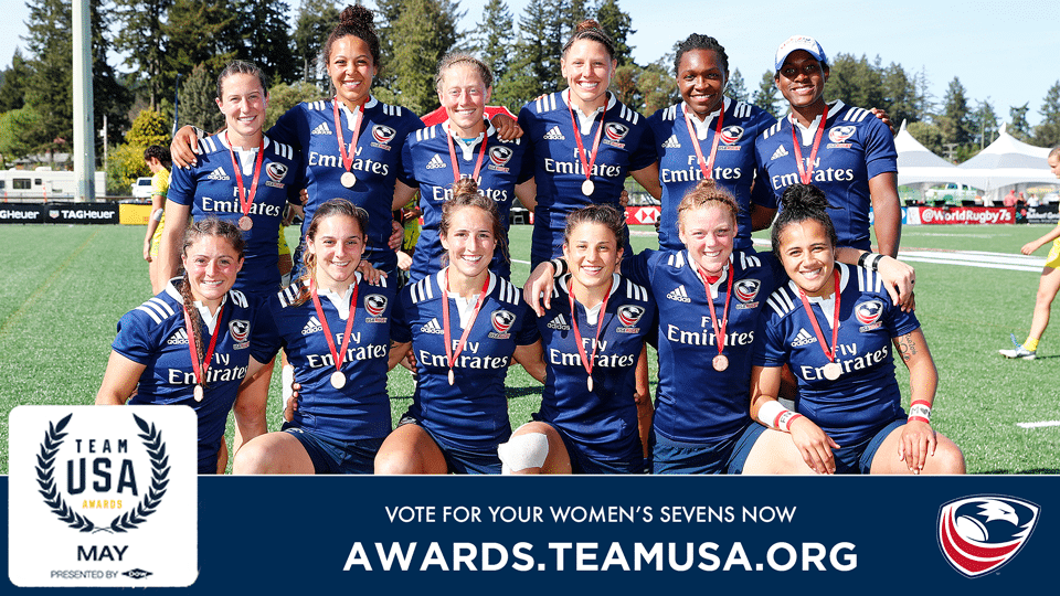 U.S. Olympic Committee announces Best of May finalists for Team USA Awards presented by Dow