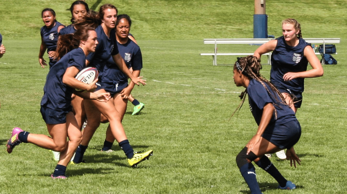 Women's Collegiate All-American Sevens Assemble for High Performance Training Camp