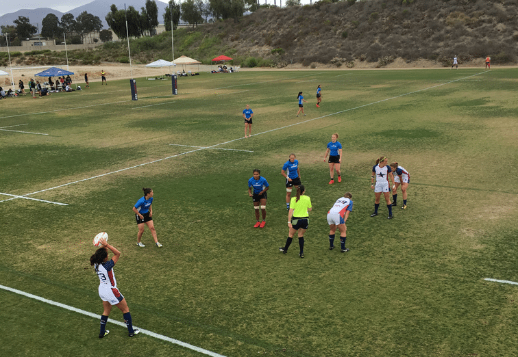 Women's National Development Academy Tournament Comes to a Close in Chula Vista