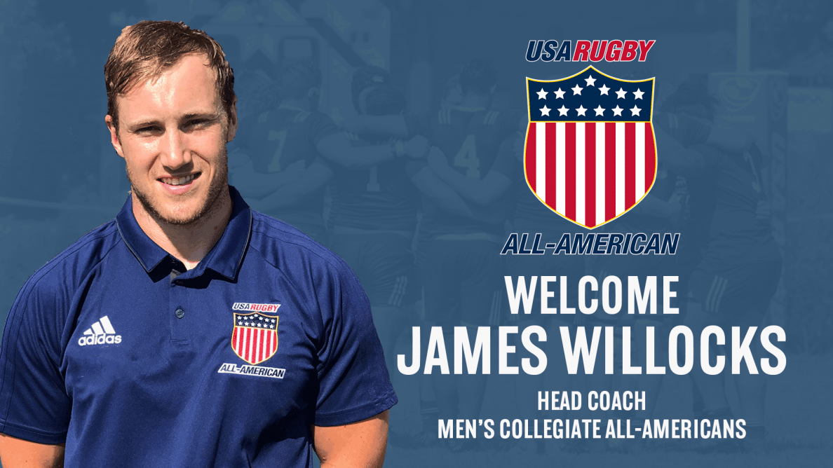 James Willocks Selected to Lead Men's Collegiate All-Americans