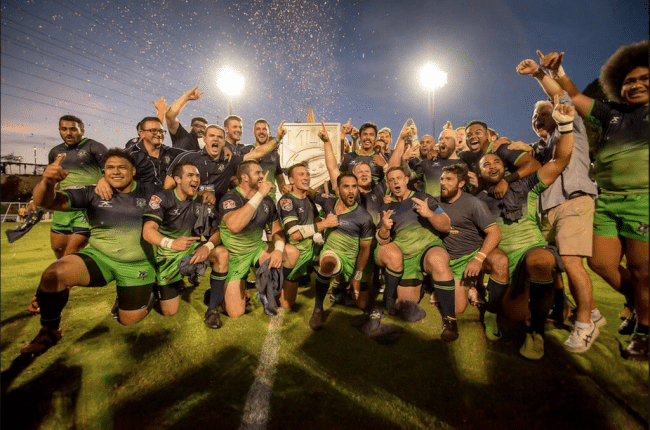 Seattle Creates History, Wins First Major League Rugby Championship