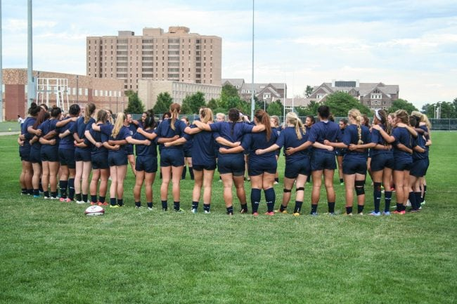 Rosters Announced for CanAm Futures Sevens Tournament