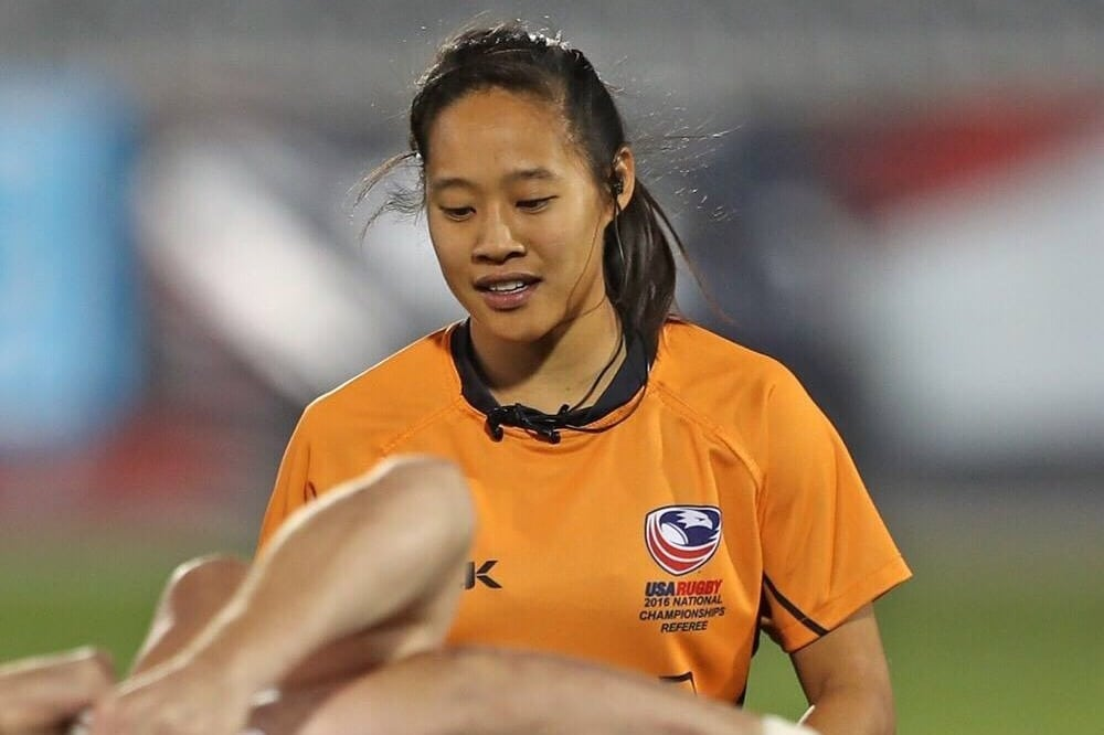 Emily Hsieh Named As Referee on HSBC World Rugby Sevens Series