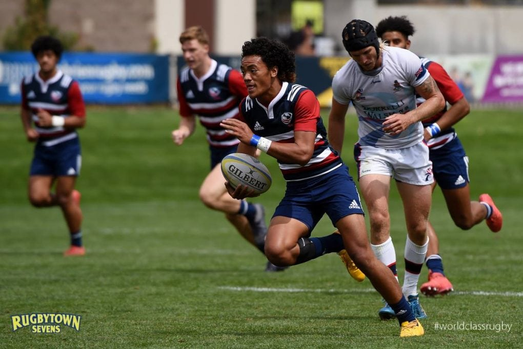 MCAA 7s mount comeback in Cup QF while Falcons pick up speed.