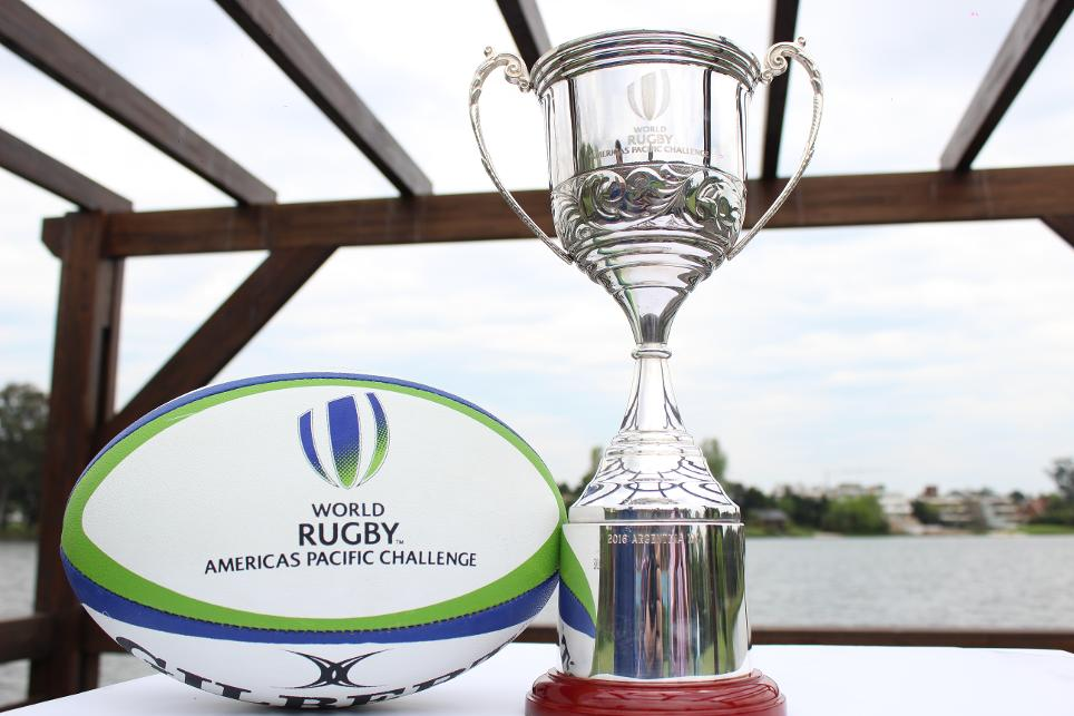 World Rugby Americas Pacific Challenge 2018 Match Schedule Announced