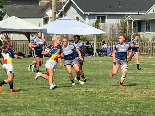 Pacific North 7s Champions Crowned