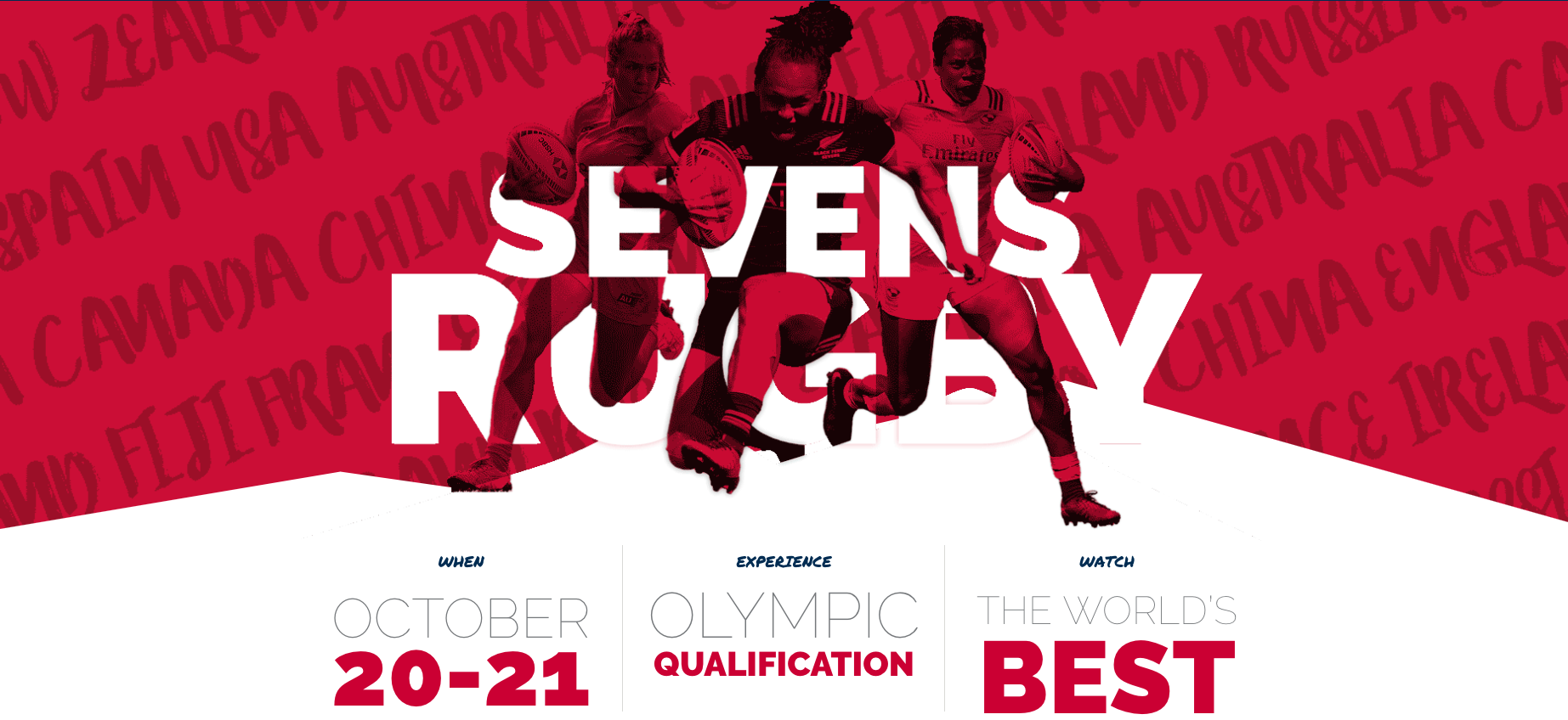 Tickets on sale now for  HSBC USA Women's Sevens in Glendale