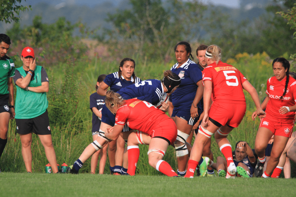 Women's Junior All-Americans Fall to Canada U20s in Tri-Nations Cup Opener