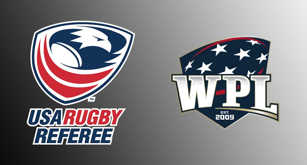 USA Rugby and WPL Announce new Match Official Pathway