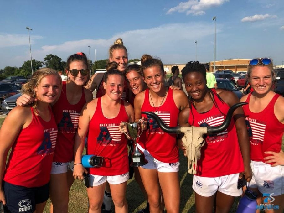 Austin Huns and American Rugby Pro Finish 7s Season in Winning Fashion