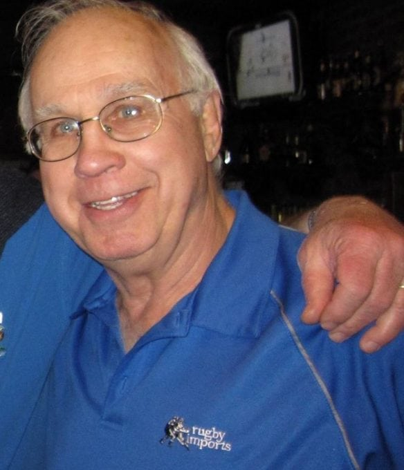 Vale, Robert Hoder: Founder of Rugby Imports, Providence and Barrington Rugby Clubs
