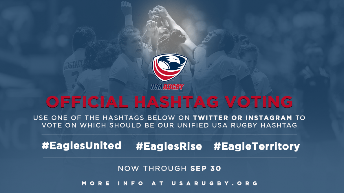 USA Rugby opens voting for official unified hashtag