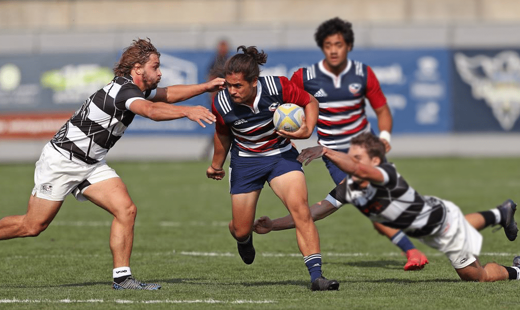 Men's Falcons bring club and college standouts to AF International Sevens in Manchester