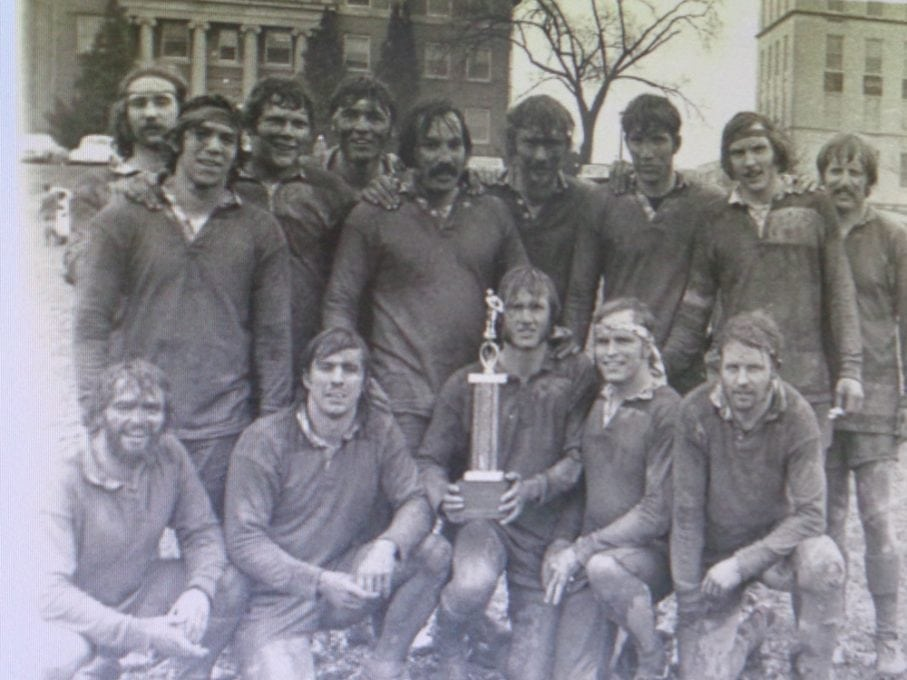 Two D1A RivalsFind a Special Way to Honor Rugby Legend