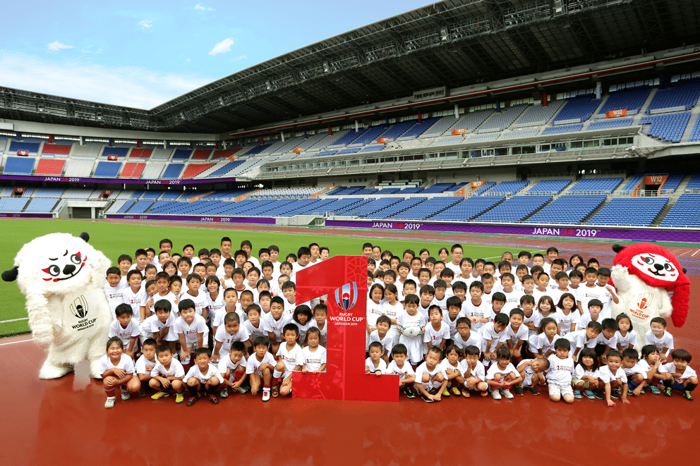 Beaumont anticipates special and game-changing Rugby World Cup 2019 as Japan celebrates one year to go