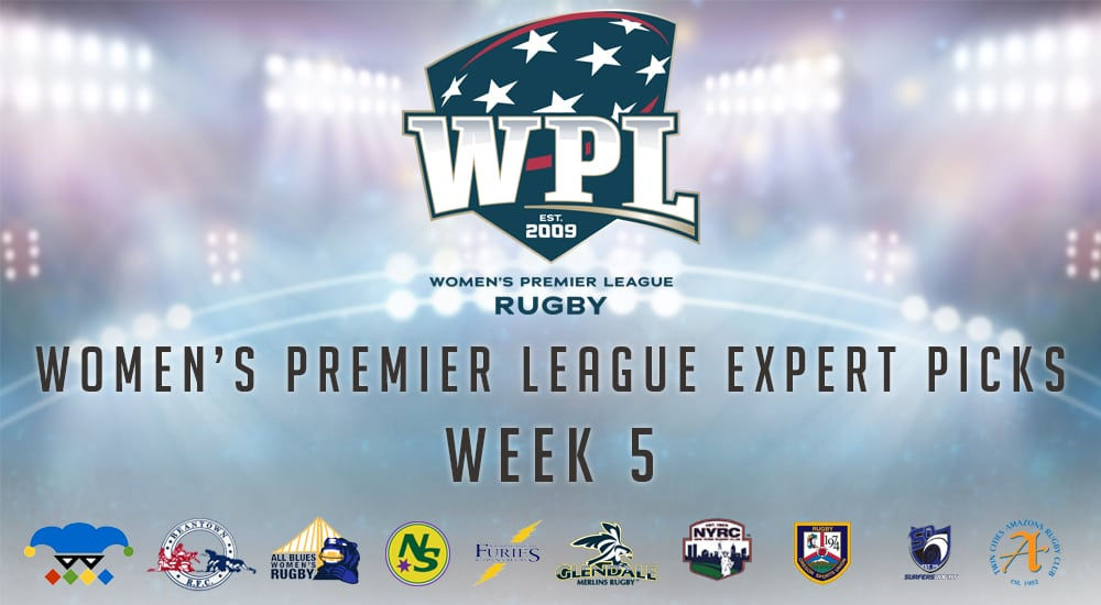 WPL Expert Picks: Week 5