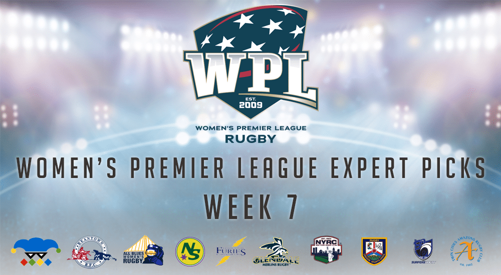 WPL Expert Picks Week 7