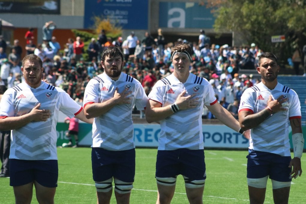 Men's Selects lineup announced for Americas Pacific Challenge finale with Argentina XV