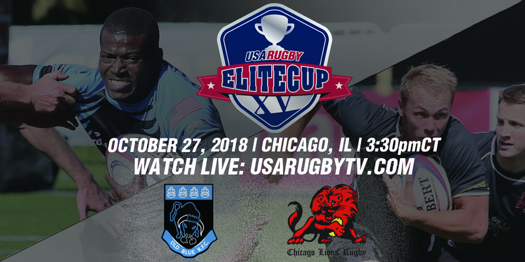Elite Cup Preview: Chicago Lions and Old Blue of New York Meet to Renew an Old Rivalry