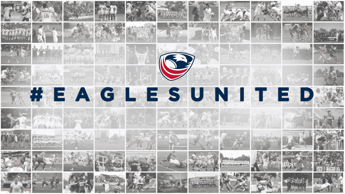 USA Rugby unveils #EaglesUnited as official unified hashtag