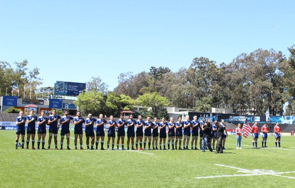 Men's Selects name starting roster to face Tonga A in Americas Pacific Challenge 2018 opener