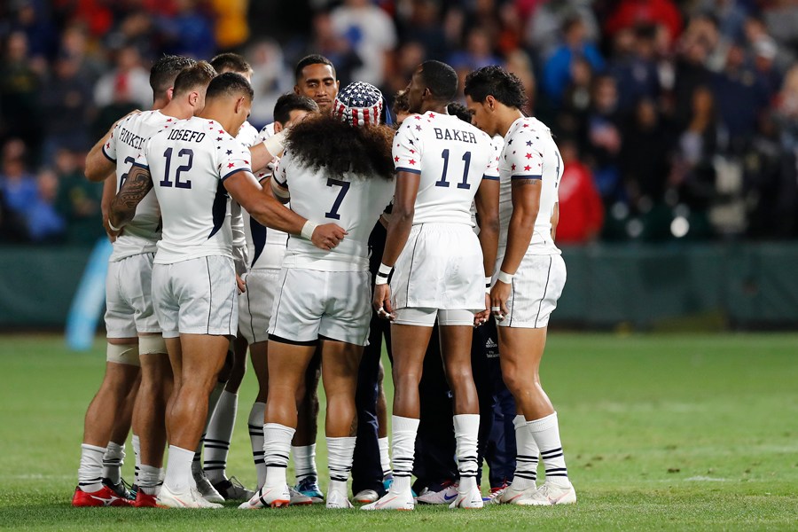 Part Two of 'The Pioneers' Documentary Shows USA Rugby take on the world at Rugby World Cup Sevens