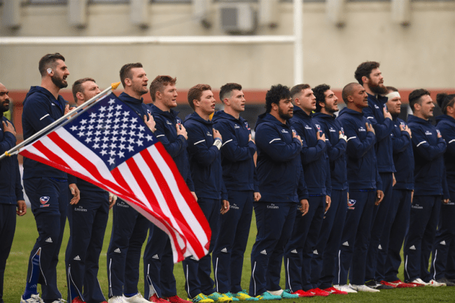 Men's Eagles named for final battle of Autumn Internationals 2018 with No. 2 Ireland