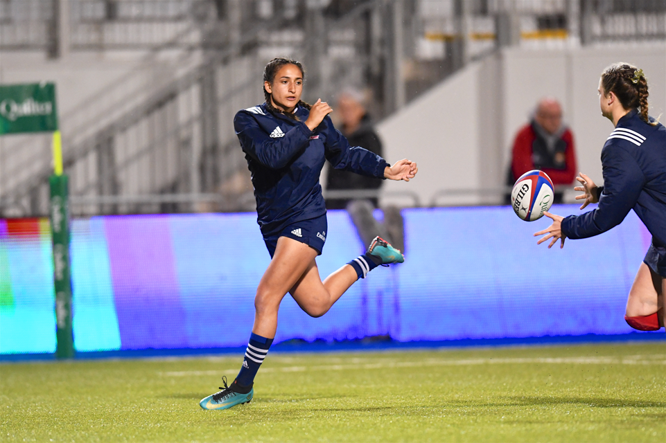 Women's Selects named for battle with England Academy