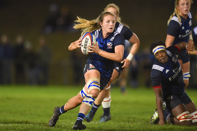 Women's Selects defeat England Academy in thriller at Newbury RFC