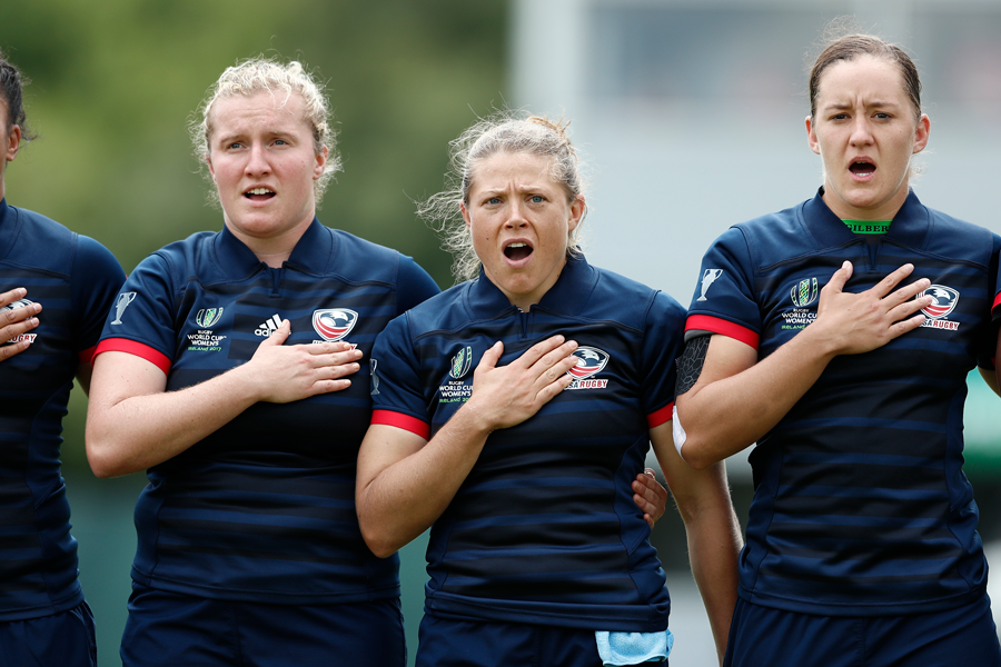 Women's National Team starters picked for test match against first-ranked New Zealand Black Ferns