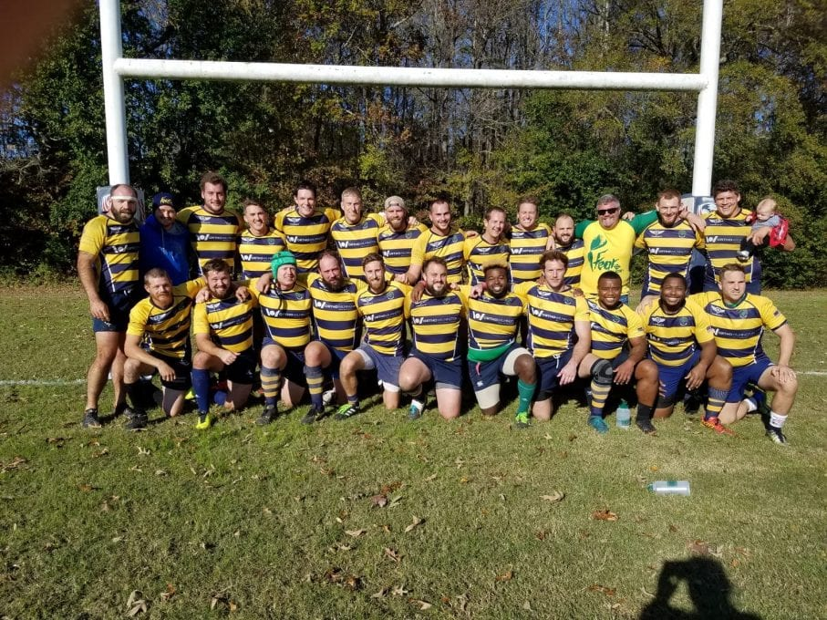 Cape Fear Rugby Football Club Receives Extra Assistance in Hurricane Relief