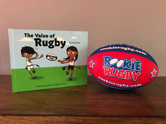 The Value of Rugby - Newest Tool for Sharing the Game with your Little Rugger