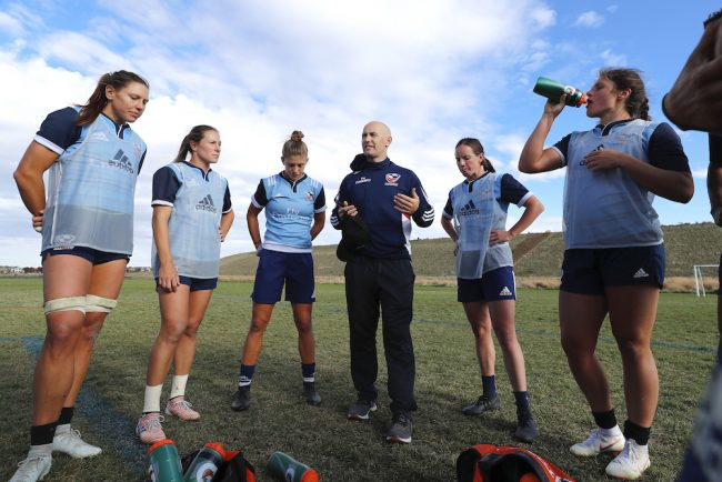 USA Rugby announces 2019 roster for Women's Sevens Residency Program