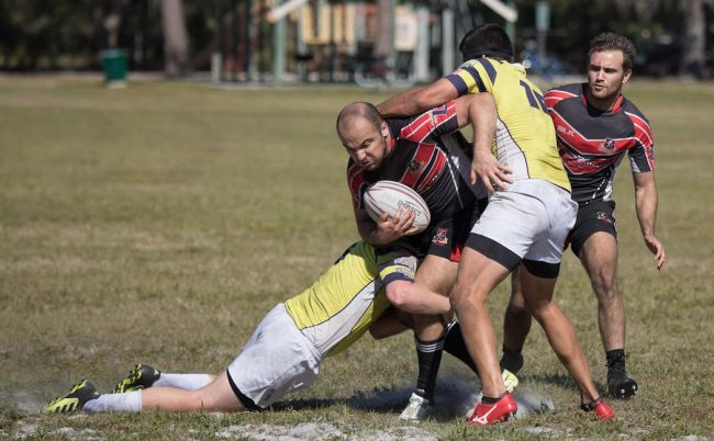 Club Rugby Saturday Six Pack: Early Contenders Collide