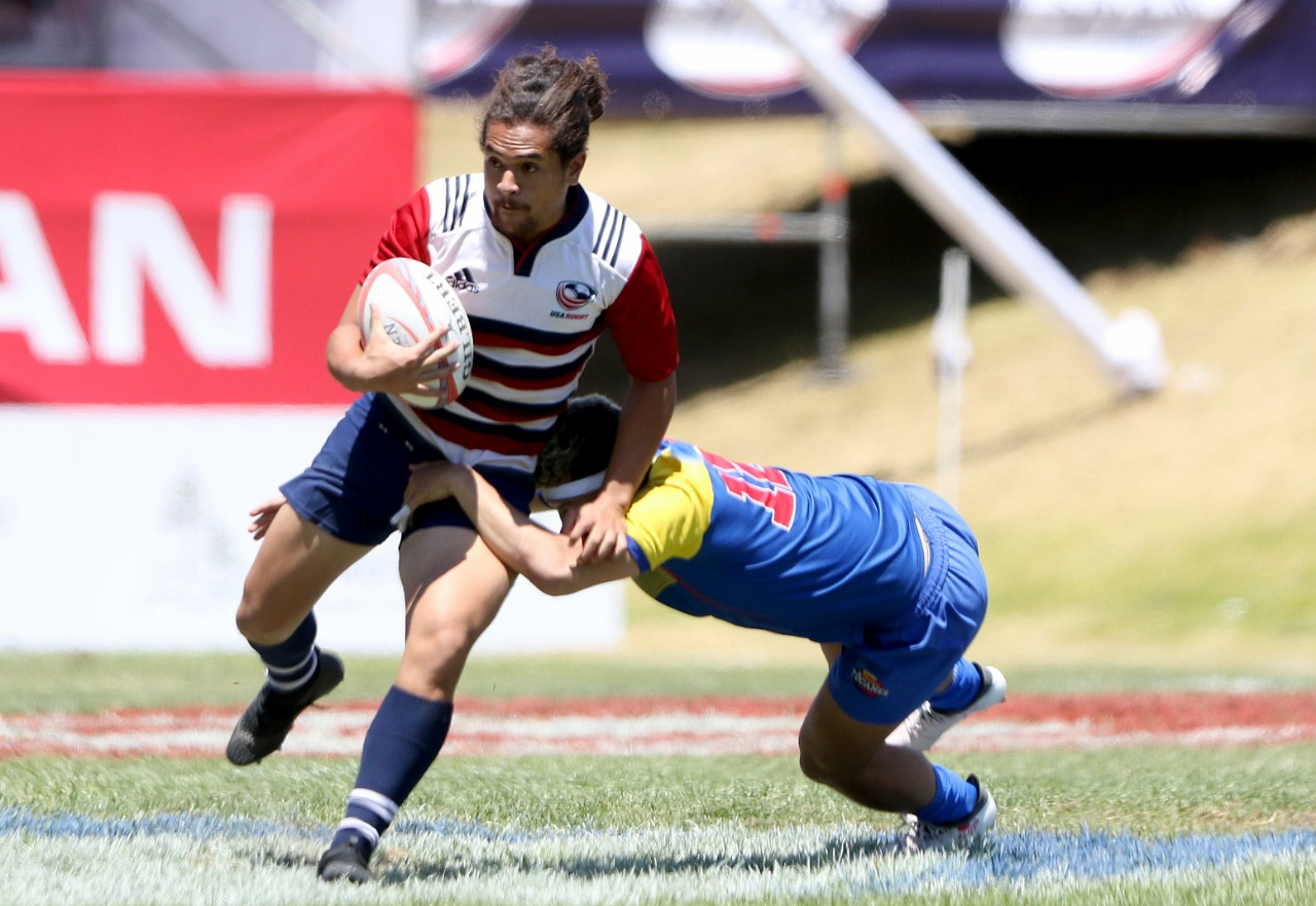 USA Men's Falcons conclude two-part Sudamerica Rugby Sevens