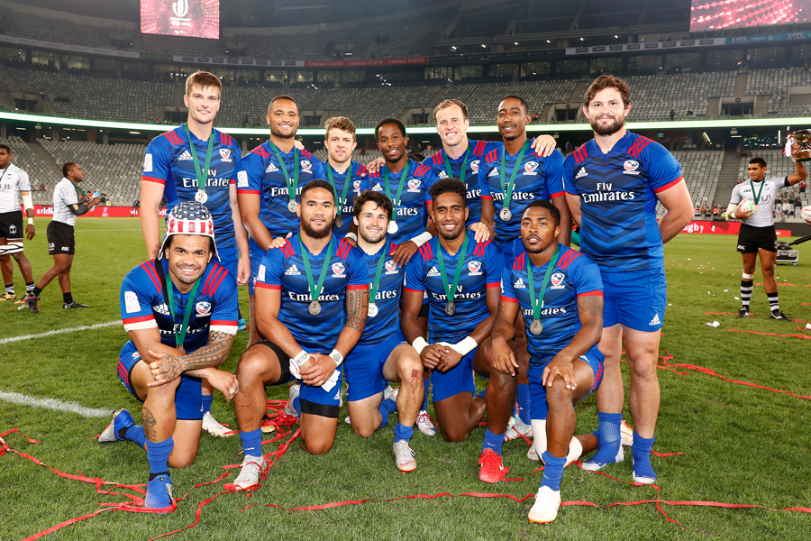 Men's Eagles Sevens nominated for Team of the Month in Team USA Best of December Awards presented by Dow