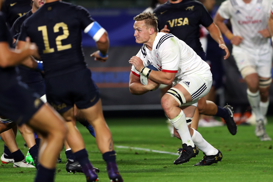 Men's Eagles name roster to face Argentina XV in match two of Americas Rugby Championship 2019