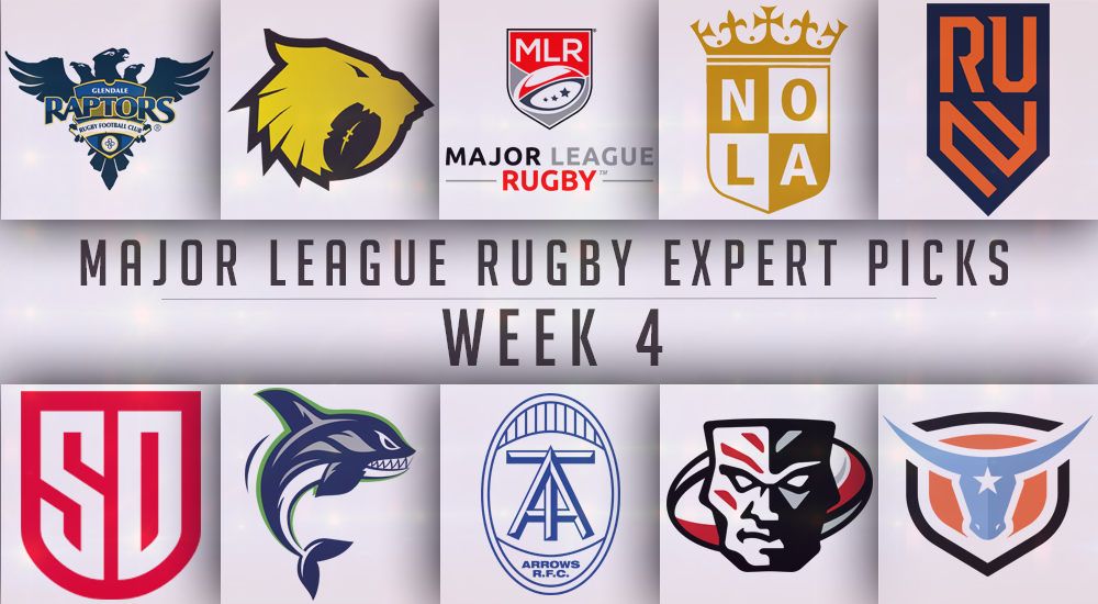 MLR Week 4 Picks: Back to 4 Game Rounds