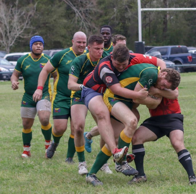 South Recap: Plenty of Rugby on Offer