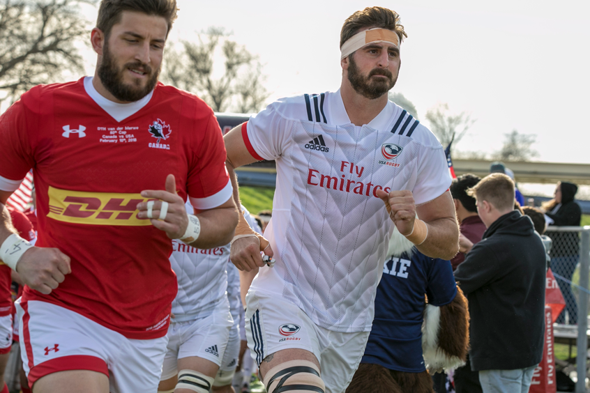 Men's Eagles 15s name match-day roster to face rival-Canada in Americas Rugby Championship 2019 finale