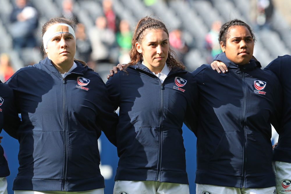 U.S. Women's National Team names full training squad for Barbarians match