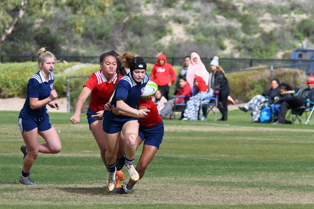 Girls High School All-Americans named for NextGen Sevens East competition in Canada