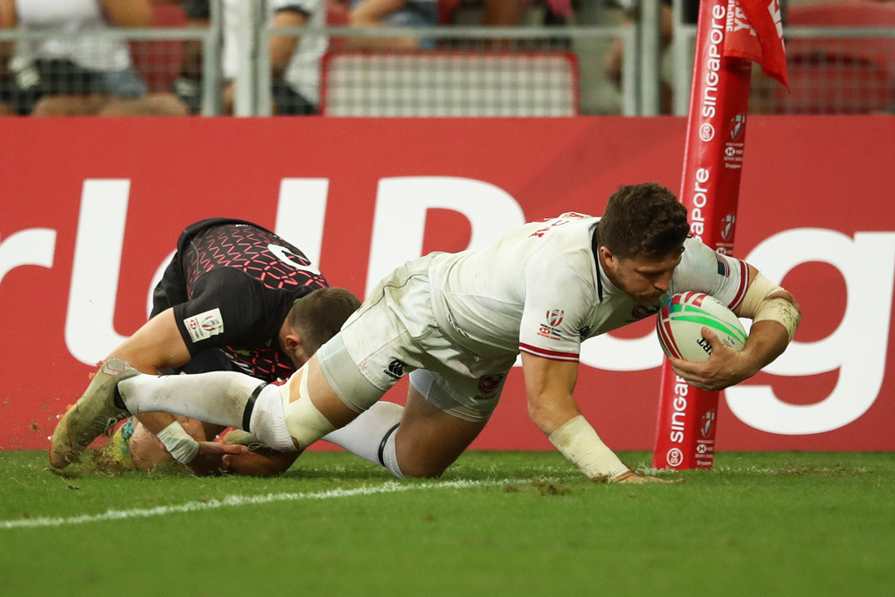 USA Men's Sevens Preview | HSBC London Sevens 2019