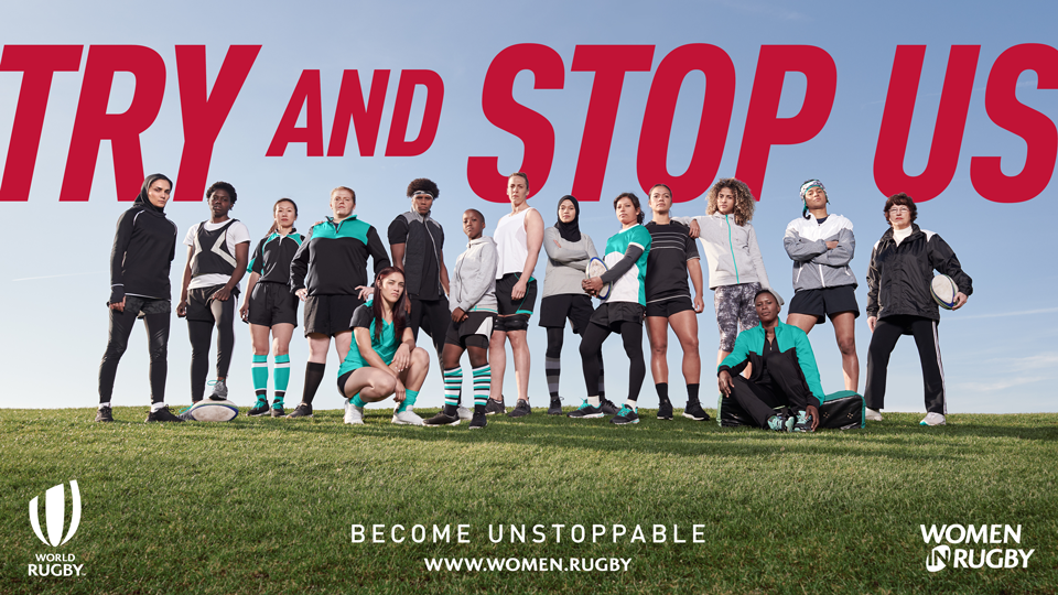 World Rugby launches global campaign to revolutionize women's rugby