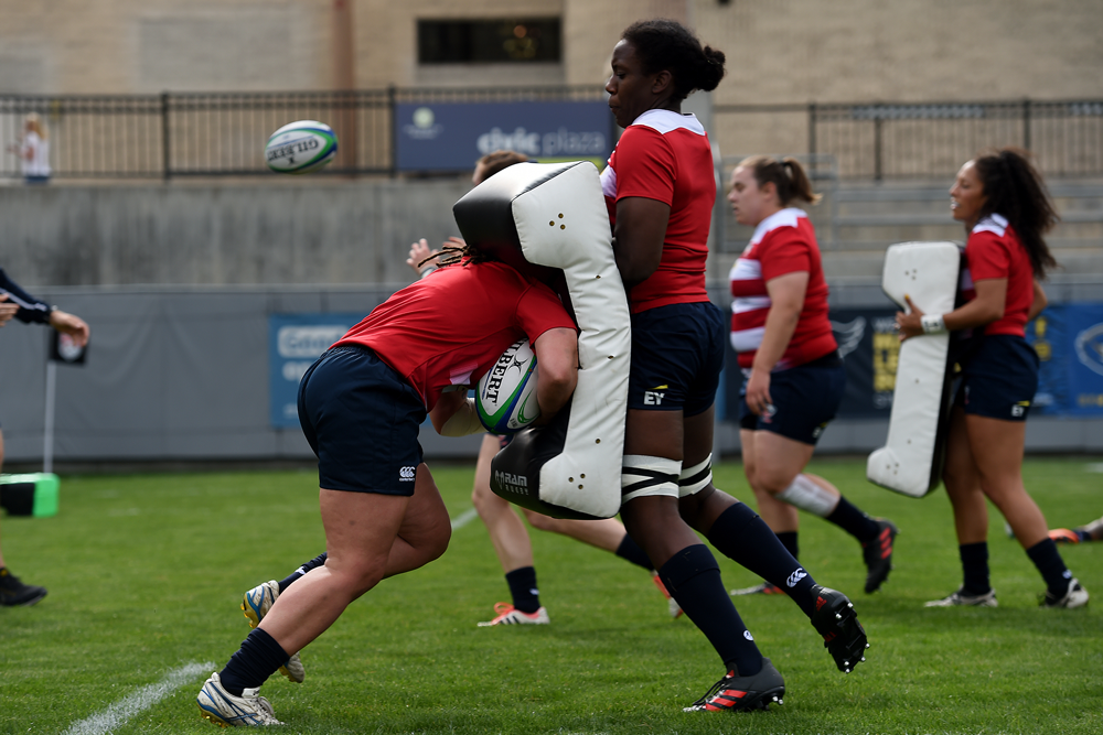 Roster announced for U.S. Women's National Team 15s joint training camp with Canada