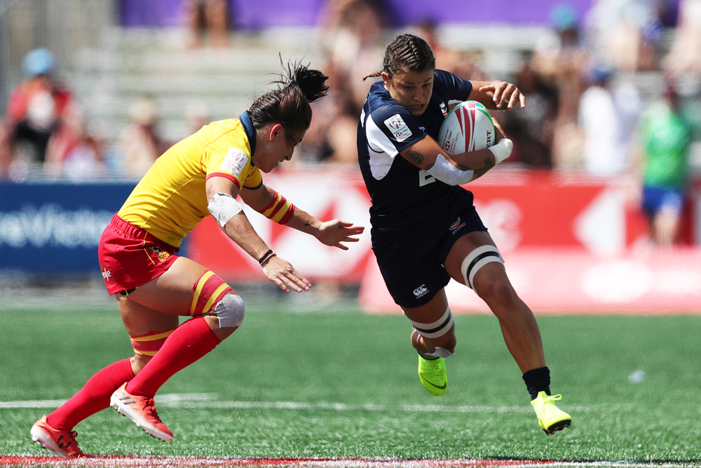 USA Women's Sevens Preview: HSBC France Sevens 2019