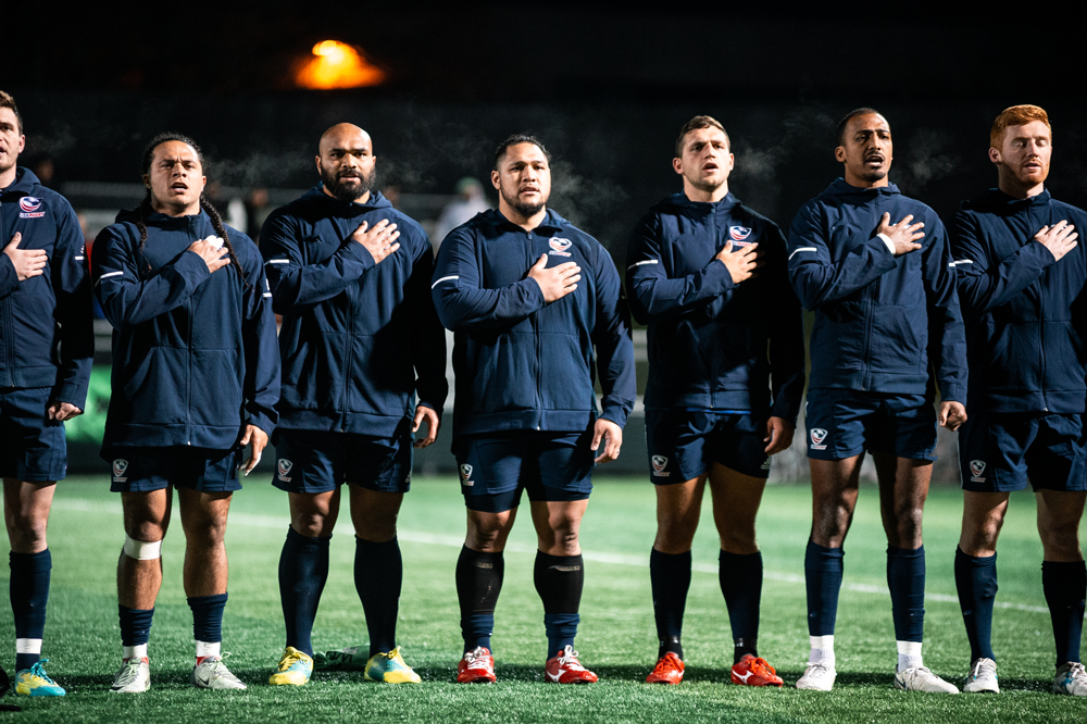 USA Men's Eagles name preliminary training squad for Rugby World Cup Japan 2019
