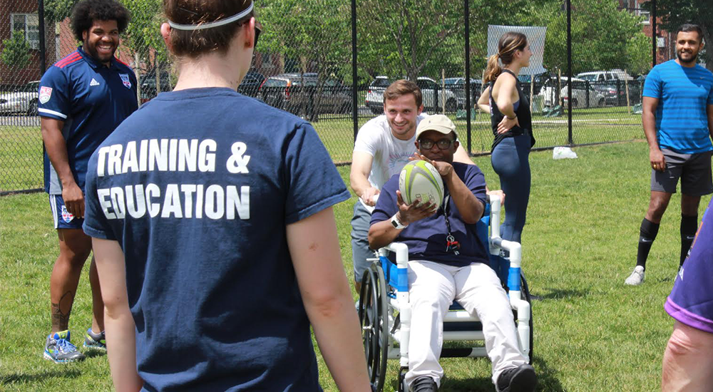 Unified Rugby Opening Doors For Athletes Of All Abilities